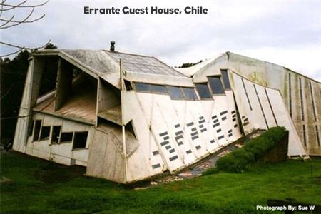 Errante Guest House Chile