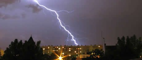 lightning strike home insurance
