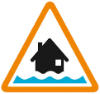flood alert sign