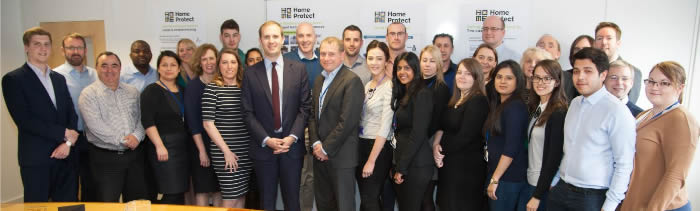 mp visits homeprotect