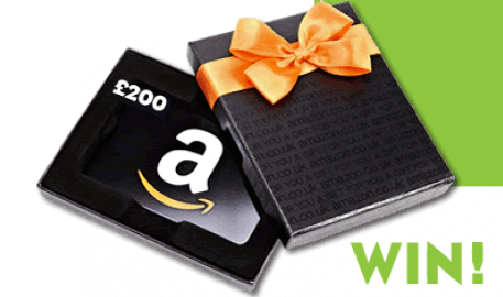 Win £100 Amazon voucher