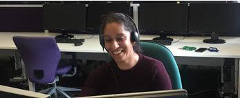 Day in the life of a contact centre consultant at HomeProtect