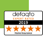 Defaqto 5 Star home business insurance