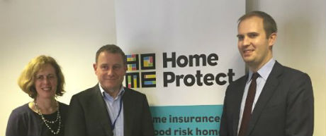MP for Kingston visits HomeProtect after Flood Re launch