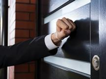 How to deal with bailiffs or debt collectors
