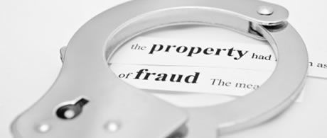 Criminal convictions and property fraud