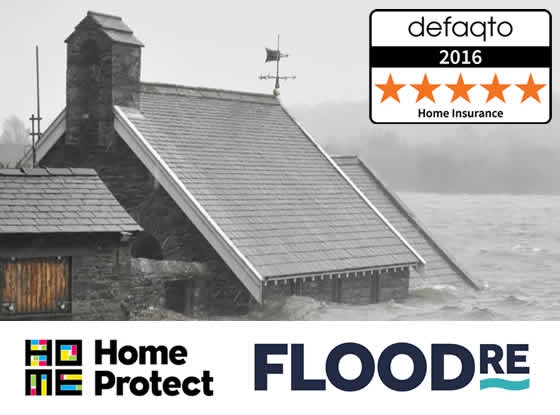 Flood Re is now available to homeowners in flood risk areas