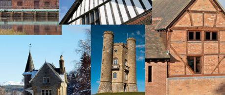 Types of Listing For Listed Buildings