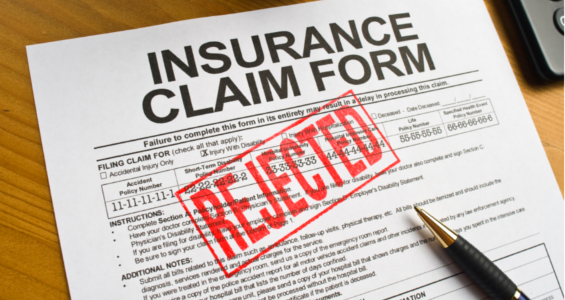 Home insurance cancelled or refused
