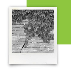 Subsidence - what to do