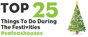 Top 25 things to do to protect your home over Christmas